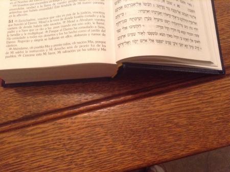 Isaías 51.1-6