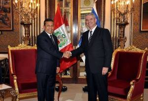 Humala - Embajador