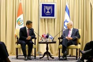 Humala y Peres