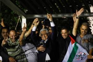 Mideasr Israel Palestinians