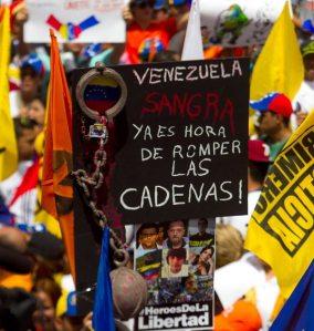 Venezuela sangra