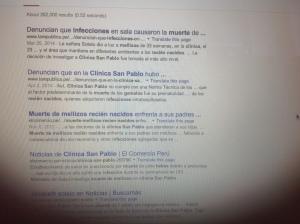 denuncias google