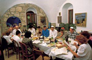 Familia-en-el-Seder-de-Pesaj