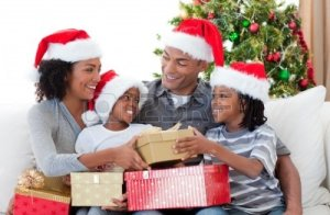 10240472-afro-american-family-celebrating-christmas-at-home