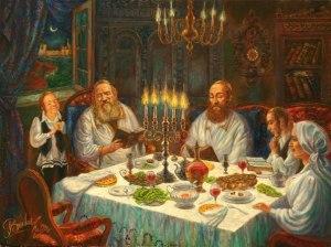 Shabbat familia
