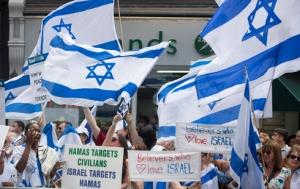 Banderas-Israel