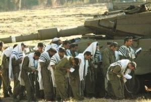Shabbat - ejercito