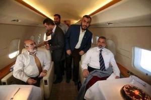 Avión privado- Haniyeh